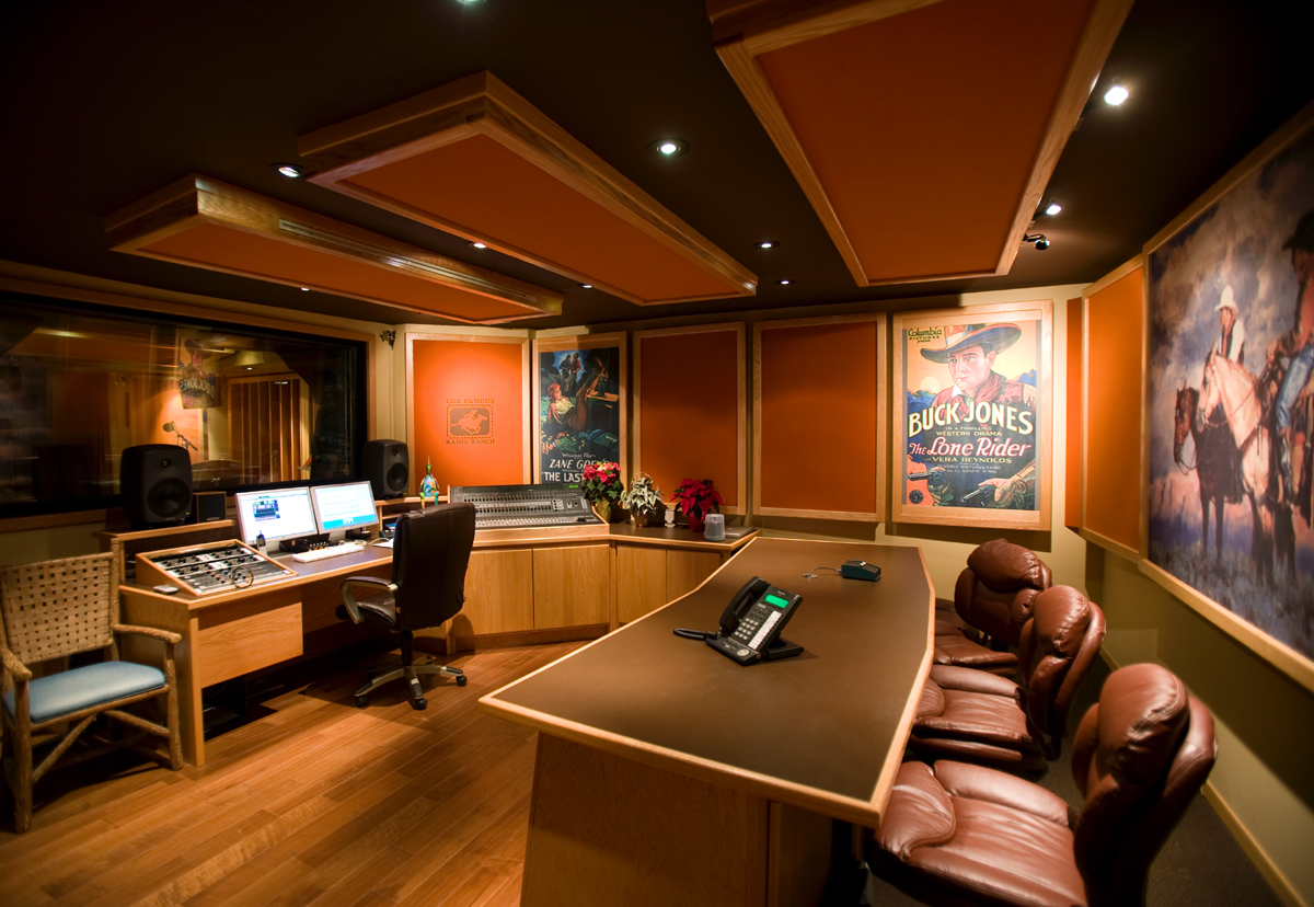 Audio Book Recording Production Studio Isdn Los Angeles La