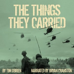 The Things They Carried Audible Audio Book Cover