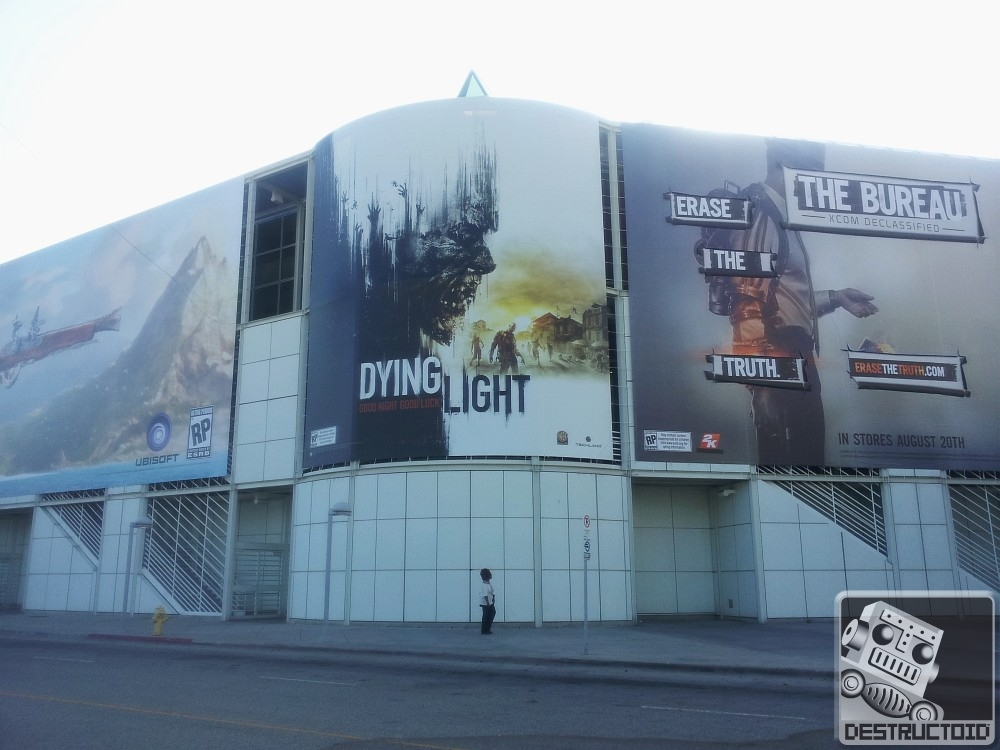 e3 Dying Light Poster