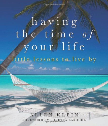 Having The Time Of Your Life Book Cover