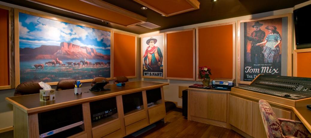 """Buffalo Bill"" Control Room"